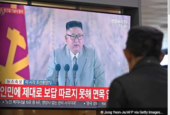 Fact Check: Did Kim Jong Un Call Joe Biden a Thug During a Speech?